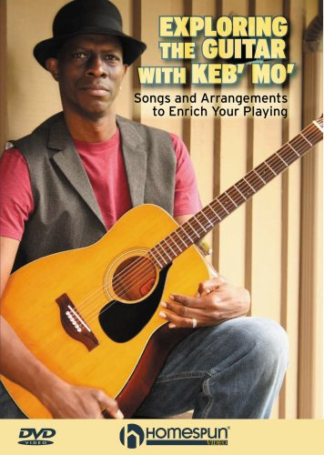 exploring-the-guitar-with-keb-mo-songs-and-arrangements-to-enrich-your-playing