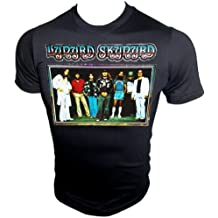 Vintage Lynyrd Skynyrd Original Ronnie Van Zant 70's Rock Concert T-Shirt
