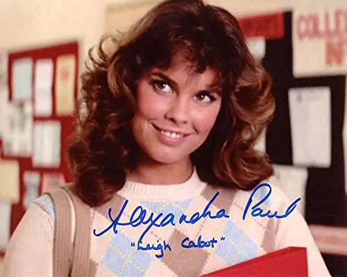 Alexandra Paul today