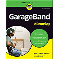 GarageBand For Dummies (For Dummies (Computer/Tech)) book cover