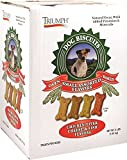 Triumph Pet 736178 Small Assorted Biscuits For Dogs, 4-Pound Box