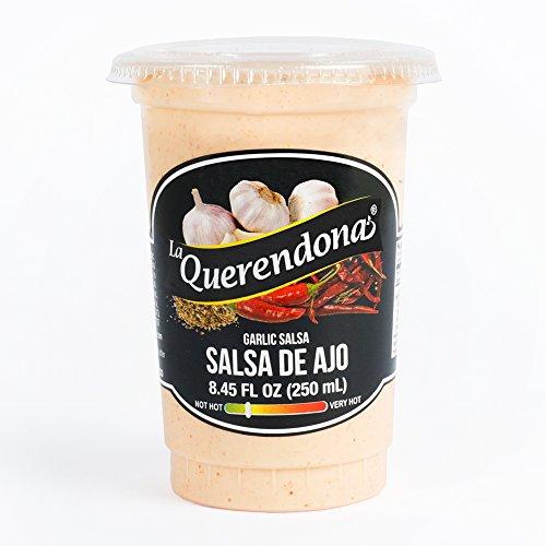 salsa de ajo - 1