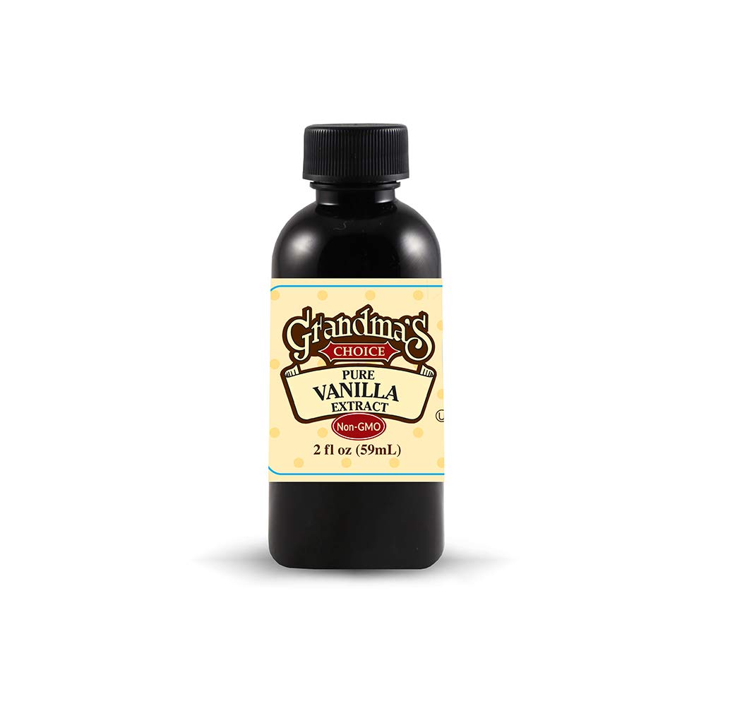 Grandma's Choice Pure Vanilla Extract, 2 Fluid Ounce