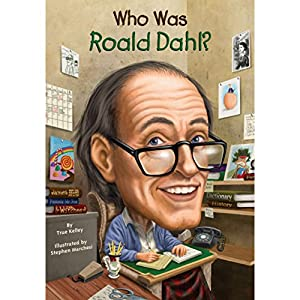 Who Was Roald Dahl? Audiobook