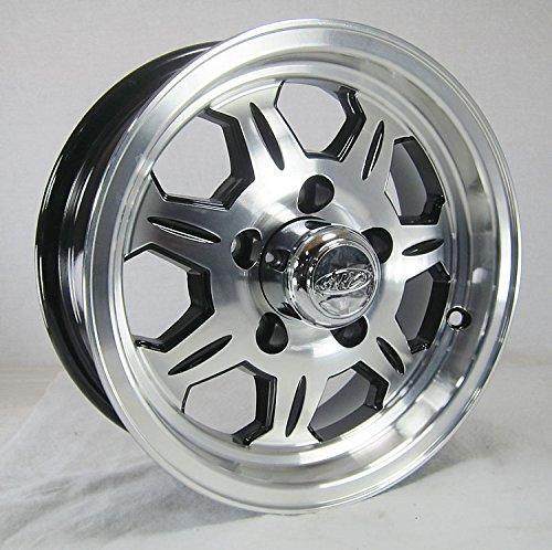 13 aluminum trailer wheels - 5