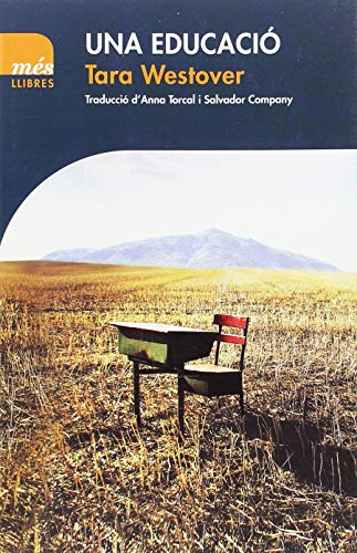 Book cover from Una educació by Tara Westover