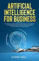Artificial Intelligence for business Front Cover