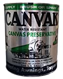 Canvak - Water Resistant Canvas Preservative - Industrial Treatment