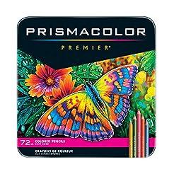 Prismacolor Premier Colored Pencils, Sof...