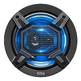 BOSS Audio ''Elite'' Series Car Speakers, Model B65LED | 300 Watt 6.5'' Full Range
