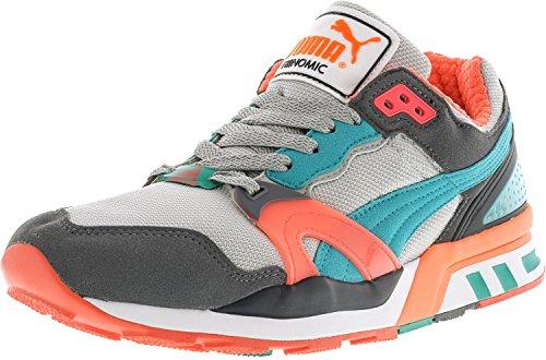 Puma Da Uomo Puma Trinomic Xt 2 Plus Classic Sneaker Grigio / Rosa / Blu