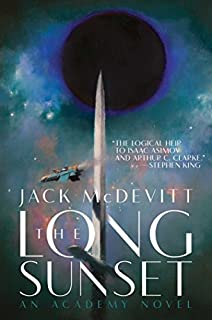 Book Cover: The Long Sunset