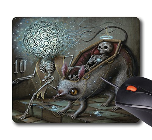 AOFFLY Jason Limon - No Mans Land - Non-Slip Rubber Mousepad Gaming Mouse Pad