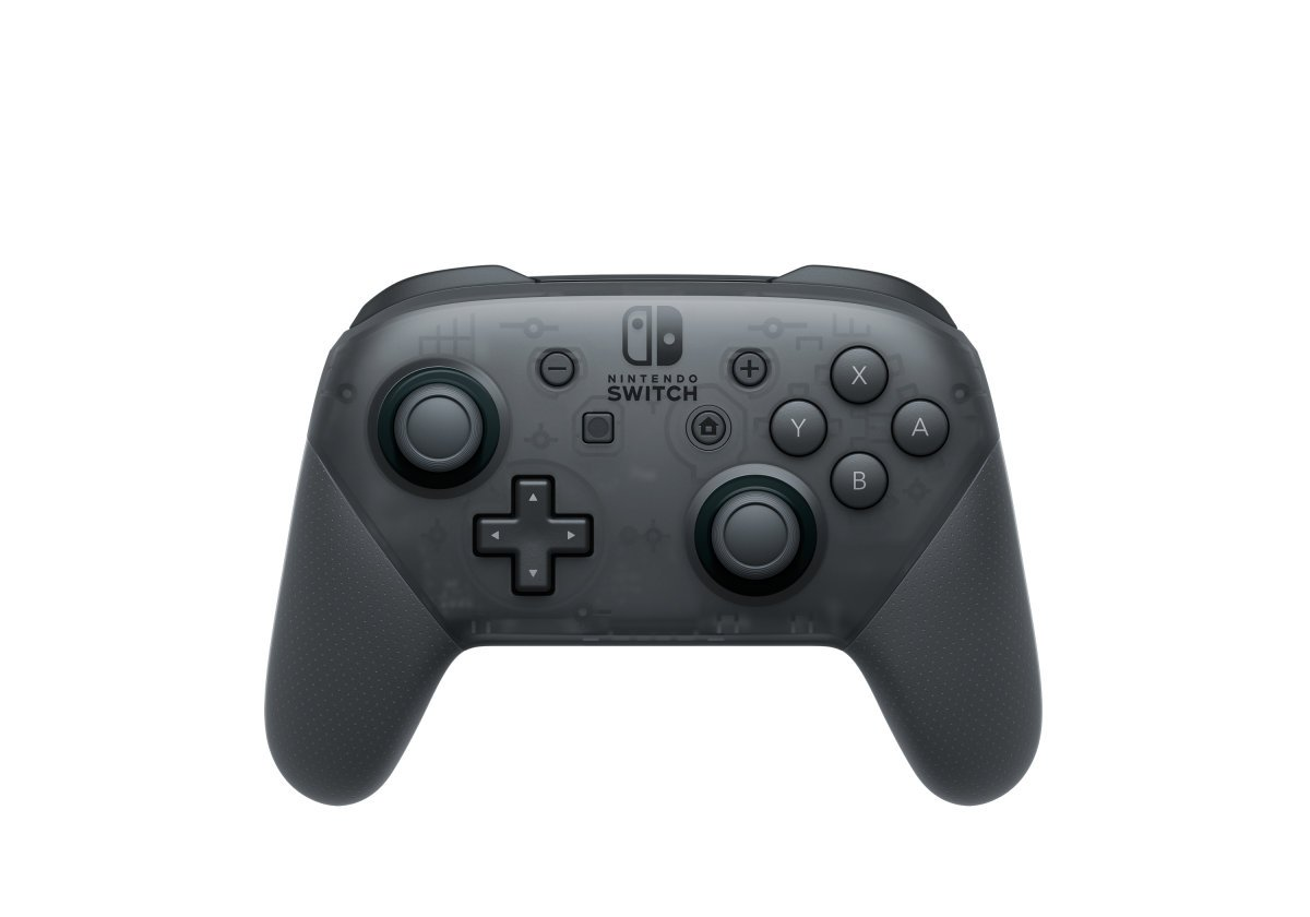 Nintendo Switch Mando Pro Controller Con Cable USB