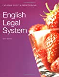 English Legal System, Catherine Elliott and Frances Quinn, 1408204525