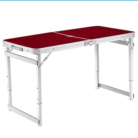 Mesa Plegable Estilo.Mesa Plegable Gr Sistema Plegable De Aluminio Portatil Al