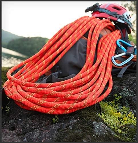GJF - Cuerda estática de 5 m, Cuerda de Nailon de ...