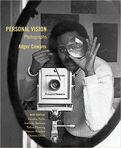 Personal Vision: Adger Cowans (2017)