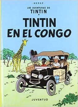 Tintín En El Congo - Cartone por Herge-tintin Cartone I epub