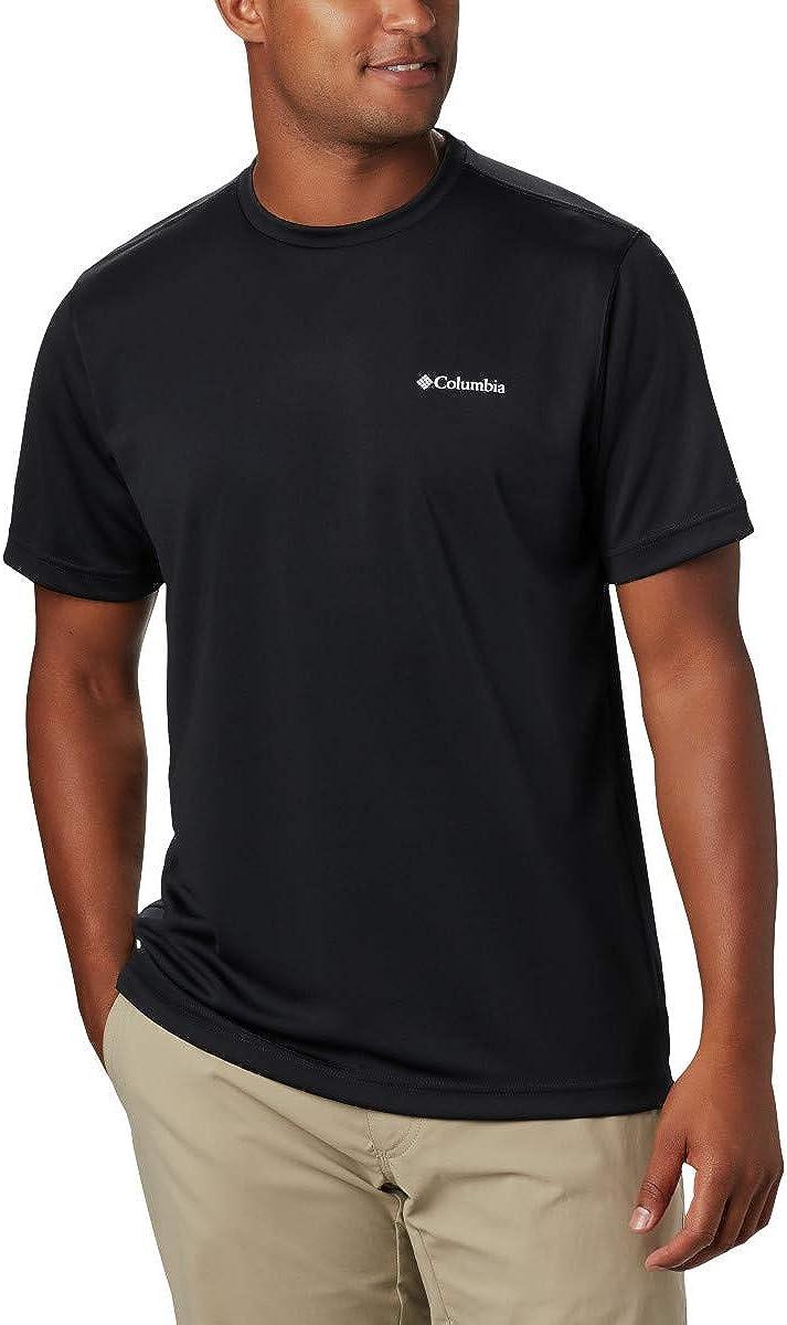 Columbia Men's Mist Trail Short Sleeve Shirt: Clothing