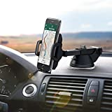 TaoTronics Car Phone Mount, Phone Holder for Car