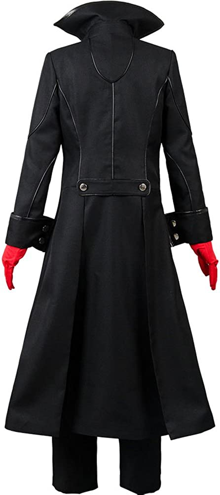 Cosplaysky Persona 5 Costume Dancing Star Night Joker Protagonist Akira Kurusu Cosplay Suit
