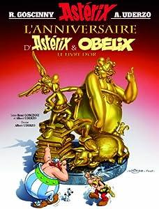 """Afficher """"Astérix n° Tome 34 L'anniversaire d'Astérix et Obélix"""""""