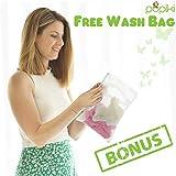Pupiki Premium Baby Washcloths 6 Ultra-Soft