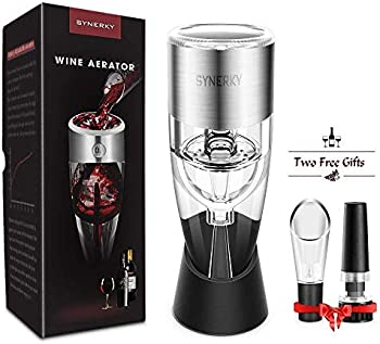 Synerky Wine Aerator Decanter Pourer Aerating