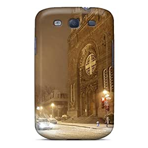 Tpu EFbUNTL13143eGqcb Case Cover Protector For Galaxy S3 - Attractive Case