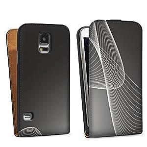 Diseño para Samsung Galaxy S5 DesignTasche black - Black Sphere
