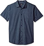 O'Neill Men's Stag Short Sleeve, Navy, L