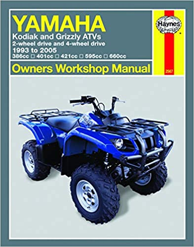 1999 yamaha kodiak wiring diagram yamaha kodiak   grizzly 2 wheel   4 wheel drive 386cc  401cc  yamaha kodiak   grizzly 2 wheel   4