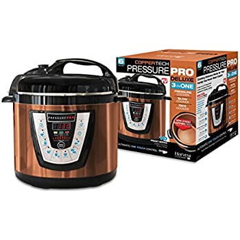 Amazon Com As Seen On Tv Copper Tech Pressure Pro Deluxe