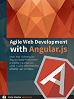 Agile web development with AngularJS Front Cover