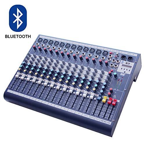 audio mixer categories