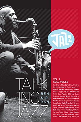 Talking Jazz With Ben Sidran: Volume 2: Solo Voices