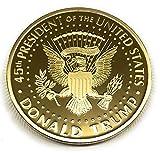 Aizics Mint Official Trump Coin: 2019 Donald Trump