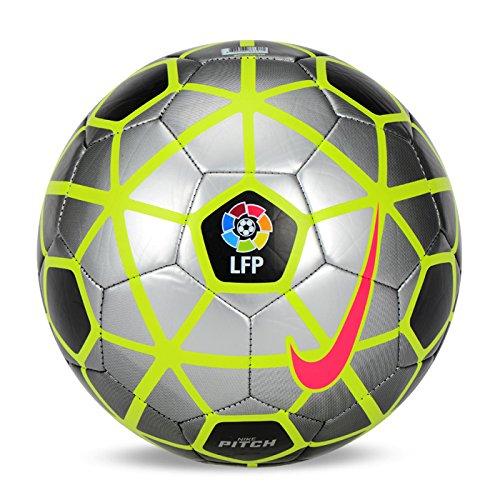 Nike Pitch 2015 - 16 LFP Liga BBVA Strike - Balón de fútbol balón ...