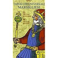 Tarocchi universali marsigliesi. Con 78 carte. Ediz. multilingue