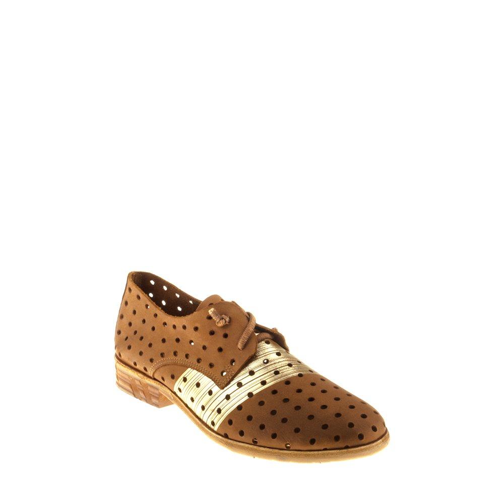Felmini Zapatos Derby - Zapatos Para Mujer - Enamorarse com Cuba A932 - Zapatos Urbanos - Cuero Genuino - Varios Colores 41 EU|Varios colores