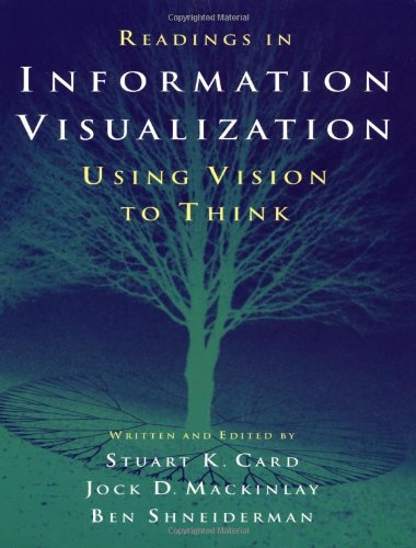 Readings in Information Visualization: Using Vision to Think (Interactive Technologies)