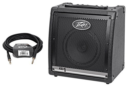 Peavey KB 1 20 Watt Keyboard Amplifier 2-Channel Combo Amp w/8