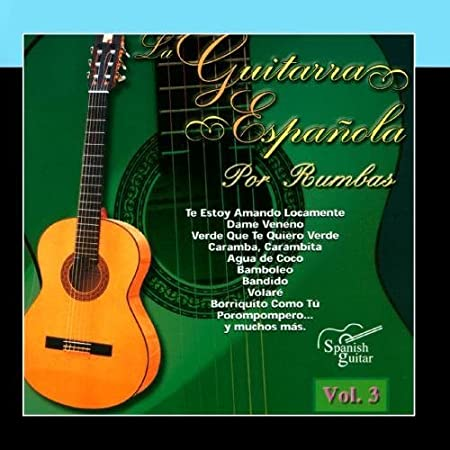 Spanish Guitar, Guitarra Espanola 3 by Guitarra Flamenca: Domi de ...