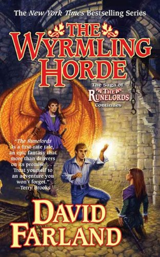 book cover of The Wyrmling Horde