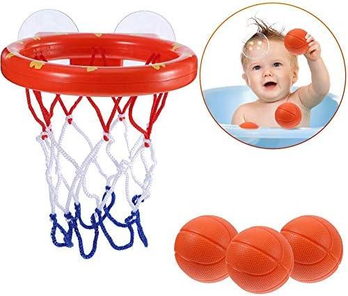 Acutty Kleinkind Pato Baloncesto Infantil Cesta bañera Set Parte ...