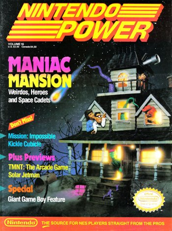 Buy nintendo power vol 16