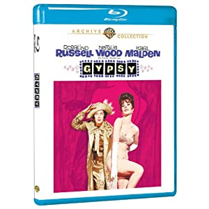 Gypsy [Blu-ray] from Warner Archive