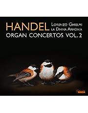 V 2: Organ Concertos