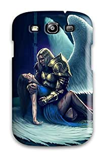 New Style AnthonyJNixon Hard Case Cover For Galaxy S3- Dying Angel